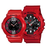 Sale Casio Baby G G Shock Couple Watches Bga160 4B Ga100B 4A Casio G Shock Branded