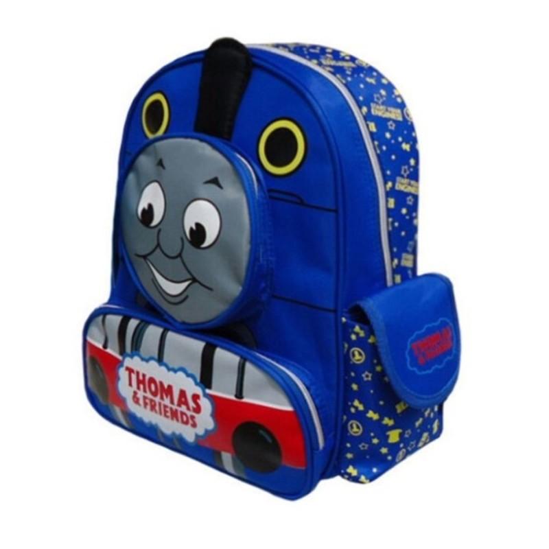 Baby Kid Toddler Child Infant Nursery Boy Girl Thomas Friends The Tank Train Cartoon Travel Backpack Shoulder Book School Bag Schoolbag Xmas Gift - intl