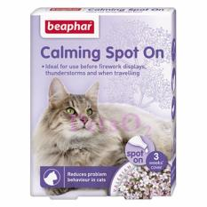 Beaphar Calming Spot On For Cats By Petso2.