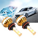 Retail Price Beau 2 Pcs D6 H11 Car Headlamp Bulb 4000Lm Dc 9 36V 60W 6000K Led Chip White Light Intl