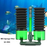 How To Get Bio Sponge Filter For Shrimp Fish Aquarium Biochemical Air Driven Qs 100A 200A Intl