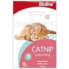 Bioline Catnip Invigorating 20g By Superpets.