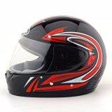 Cheap Black Full Face Motorcycle Helmet Intl