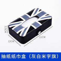 Sale Bmw Mini Modified Car Mounted Tissue Box Online China