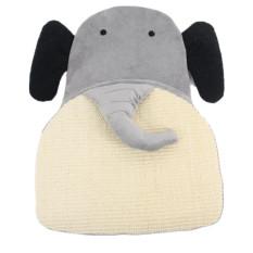Latest Bolehdeals Kitten Scratch Mat Sisal Pad Scratcher Seize Board Post Catnip Bed Elephant Intl