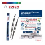 Bosch Advantage Wipers For Toyota Wish Yr09 Onwards 2Nd Gen Cheap