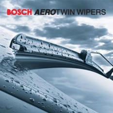 Bosch Aerotwin Wipers For Toyota Corolla/ Altis (yr09to17) By Concorde Auto Accessories.