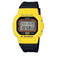 Sale Brand New 100 Authentic Casio Gshock Yellow Black G Shock Digital Square Watch G Shock Dw5600Tb 1 Dw5600Tb 1Dr Casio G Shock Original