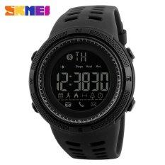 How Do I Get Brand Watch 1250 Men Watch Bluetooth Pedometer Calories Chronograph Fashion Outdoor Sport Watches El Backlight Waterproof Man Clock Intl