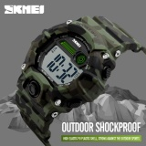 Skmeibrand Watch Men Women Russian Talking Clock Sport Watch Digital Clock Outdoor El Light Sports Wristwatches Alarm Relogio 1162 Intl Price Comparison