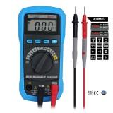New Bside Adm02 Handheld Auto Range Digital Multimeter With Temperature Test Intl