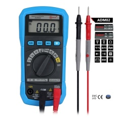 Bside Adm02 Handheld Auto Range Digital Multimeter With Temperature Test Intl Price