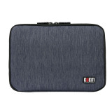 Low Price Bubm Universal Cable Organizer Electronics Accessories Case Various Usb Phone Charge Cable Organizer Travel Organizer Double Layer Blue