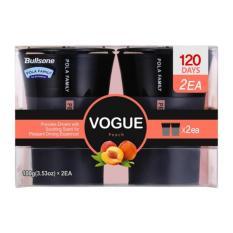 Bullsone Pola Family Vogue Peach 100G 3 53Oz 2Ea Air Freshener Discount Code