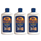 Bundle 3 X Formula 1 07284 Mr Metal Liquid Cleaning Liquid 240 Ml On Singapore
