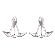 BUYINCOINS 1 Pair Fashion Women Lady Elegant Geometry Triangle Ear Stud Earrings Charms Jewelry(14