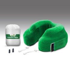 Compare Price Cabeau Memory Foam Evolution Pillow™ Emerald Cabeau On Singapore