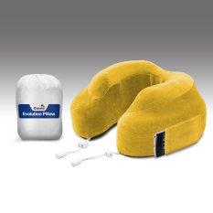 Store Cabeau Memory Foam Evolution Pillow™ Lemon Cabeau On Singapore