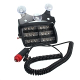 How To Get Car 18 Led Warning Light Emergency Lamp Amber For Truck Suv Export
