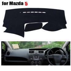 New Car Dashboard Covers Mat For Mazda 5 All The Years Right Hand Drive Dashmat Pad Dash Covers Instrument Platform Accessories Intl