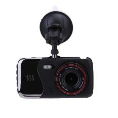 Review Car Dvr Dual Lens Full 1080P Rearview Camera Video Recorder Intl China
