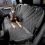 Price Car Pet Seat Covers Waterproof Back Bench Seat 600D Oxford Carinterior Travel Accessories Car Seat Covers Mat For Pets Dogs Intl Oem