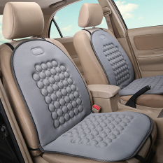 Who Sells Car Seat Cushion Therapy Massage Padded Bubble Foam Chair Seat Pad Cover Grey Intl Cheap