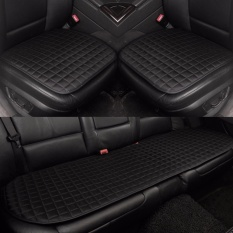 Car Seat Cushion Front And Rear Row Non Slip Fabric No Installation Interior Accessories Black Intl Best Buy