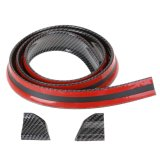 Top 10 Carbon Fiber Rubber Car Rear Spoiler 40Mmx1 5M Exterior Rear Spoiler Kit Intl