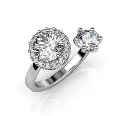 Get The Best Price For Carla Ring Crystals From Swarovski®