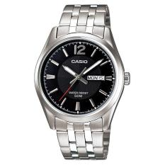 Lowest Price Casio A Stainless Steel Watch For Men Strap Silver Mtp 1335D 1Avdf