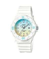Sales Price Casio Women S Diver Style White Resin Band Watch Lrw200H 2E2 Lrw 200H 2E2