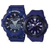 Low Price Casio Baby G G Shock Couple Watches Bga225G 2A Ga700 2A