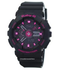 Cheapest Casio Baby G Analog Digital Women S Resin Strap Watch Ba 111 1A Online