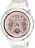 Top Rated Casio Baby G Analog Digital Women S White Resin Strap Watch Bga 152 7B2