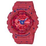 Best Reviews Of Casio Baby G Ba 110 Starry Sky Series Matte Red Resin Band Watch Ba110St 4A Ba 110St 4A