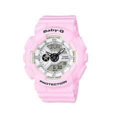 Compare Price Casio Baby G Ba 110Be 4A Standard Analog Digital Ladies Watch Casio On Singapore