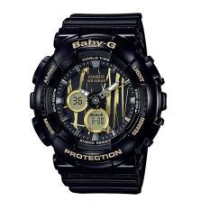Price Comparisons Casio Baby G Ba 120Sp 1A Scratch Pattern Face Ladies Watch