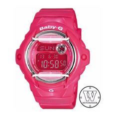 Buy Cheap Casio Baby G Bg 169R 4B Pink