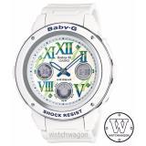 Casio Baby G Bga 150Gr 7B White Casio Baby G Discount