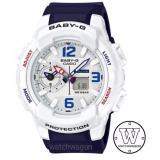 Recent Casio Baby G Bga 230Sc 7B Watch White Blue