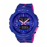 Buy Casio Baby G Bga 240L 2A1 Mineral Glass Watch Intl Casio Baby G Cheap