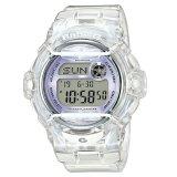 Casio Baby G 200 Meter Water Resistant Semi Transparent Resin Strap Watch Bg169R 7E Bg 169R 7E Deal