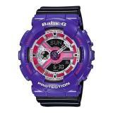 Review Casio Baby G Purple Ladies Analog Watch Ba 110Nc 6A Ba 110Nc 6Adr Casio Baby G On Singapore