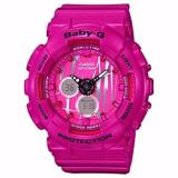 Sale Casio Baby G Quartz Ba 120Sp 4Adr Ba 120Sp 4A 100M Analog Ladies Sports Watch Casio Online