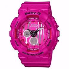 Buy Casio Baby G Quartz Ba 120Sp 4Adr Ba 120Sp 4A 100M Analog Ladies Sports Watch Casio Online