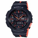 Best Offer Casio Baby G Running Series Black Resin Band Watch Bga240L 1A