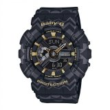 How To Buy Casio Baby G Women S Black Resin Strap Watch Ba 110Tp 1A