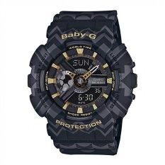 Casio Baby G Women S Black Resin Strap Watch Ba 110Tp 1A Casio Baby G Cheap On Hong Kong Sar China