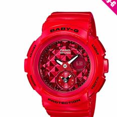 Price Casio Babyg Multi Dimension Stud Design In Scarlet Red Bga195M 4Adr Casio Baby G